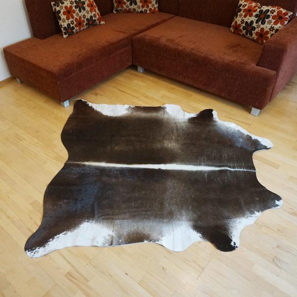 Hovädzia koža 185x185 cm